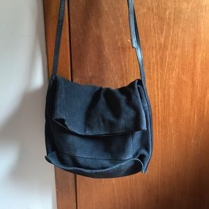 Urban Outfitters fold over cross body bag